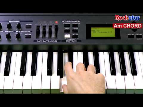 Am Piano Chord Worshipchords