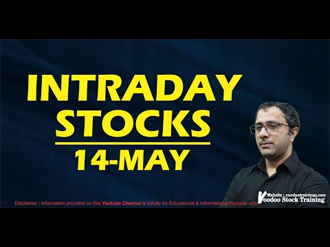 Best Intraday Stock For Tomorrow 14 May | What To Buy & Sell | Intraday Trading Tips For || Intraday