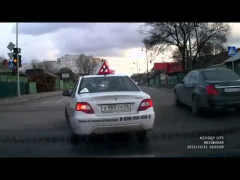 Приколы в автошколе - онлайн видео