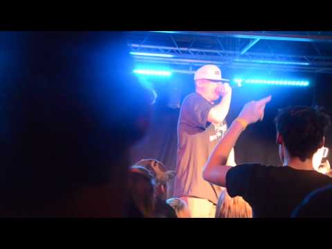 Snak The Ripper (live) @The Rockpile: Eight Hours A Day