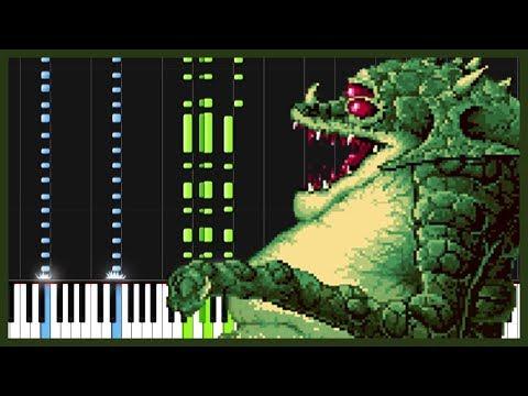 Kraid's Lair - Metroid [Piano Tutorial] (Synthesia) // DS Music