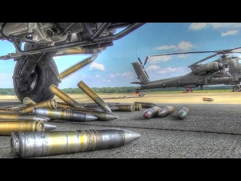 AH-64D Apache – Onboard Weapons Systems Check