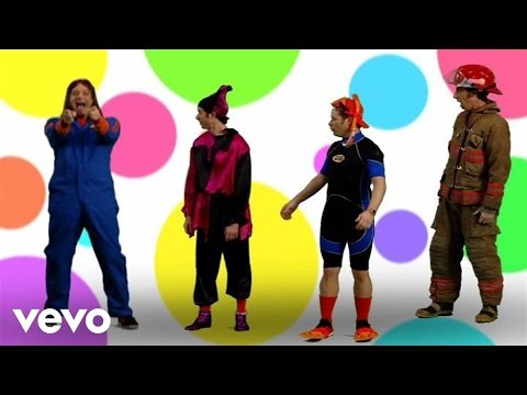 Imagination Movers - Shakeable You