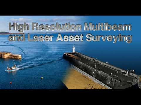 High Resolution Asset Surveying Using Sonar and Laser