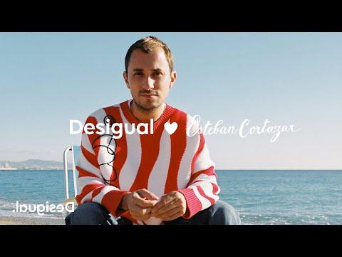 'Cada día es para siempre': collaboration announcement   Desigual x Esteban Cortázar