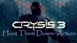 Crysis 3 Soundtrack: Hunt Them Down- Action