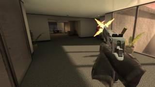 Firefights and headshots in Pavlov VR