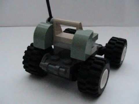Lego Halo Mongoose Instructions Youtube