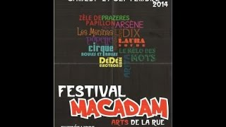 Macadam 2014