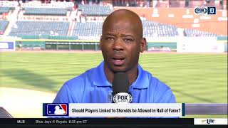 Steroids and the Hall