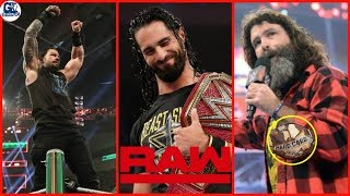 WWE Monday Night Raw- May 20, 2019 Highlights Preview   WWE Raw 05/20/2019 Highlights