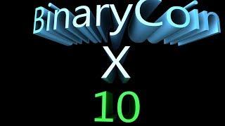 BinaryCoin x 10 Как 150 $ превратились в 1500 $ Еще не предел.