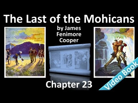 Chapter 23 - The Last of the Mohicans by James Fenimore Cooper