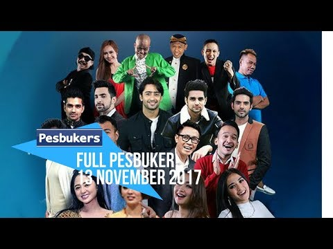 FULL PESBUKERS 13 NOVEMBER 2017