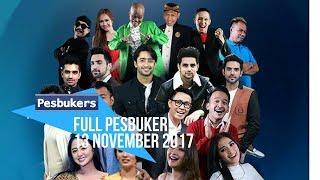 FULL PESBUKERS 13 NOVEMBER 2017