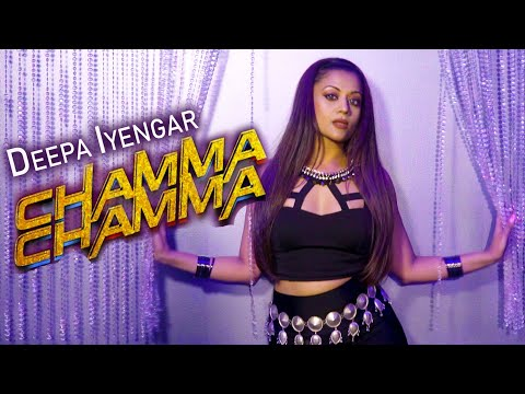 Chamma Chamma - Fraud Saiyaan | Neha Kakkar Ikka | Deepa Iyengar Bollywood Dance - Chama Chama