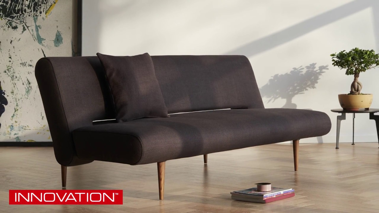 Unfurl Sofa Bed From Innovation USA   Danish Designed Sofa Bed