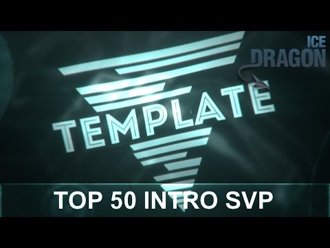 [500LIKE!?] TOP 50 INTRO 2D,3D TEMPLATE #11 SVP 11,12,13,14