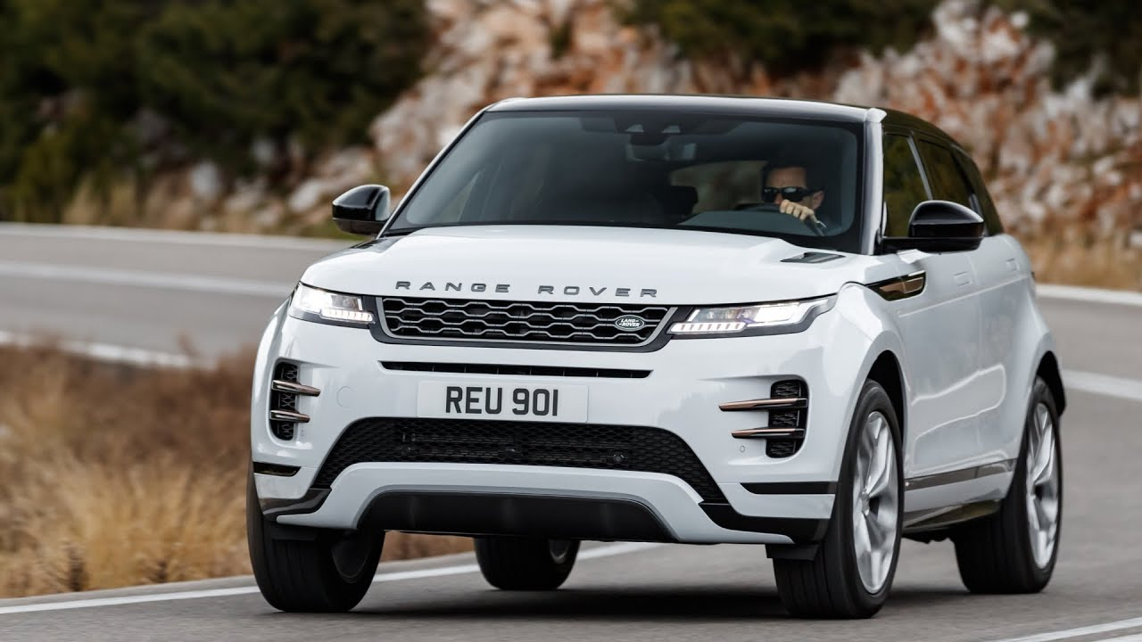 2020 Range Rover Evoque R-Dynamic S Derivative