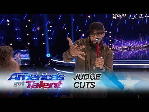 LEAK: Eric Jones Smashes The Judges' Expectations With A Magic Trick - America's Got Talent 2017