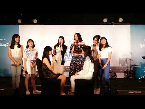 JKT48 - Games Session 2 @. HS Suzukake Nanchara