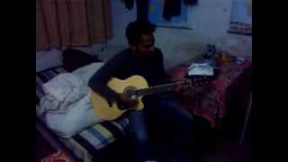 Yeh shaam mastani accoustic guitar cover