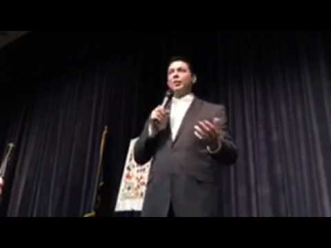 Chaffetz town hall: Trump conflicts of interest