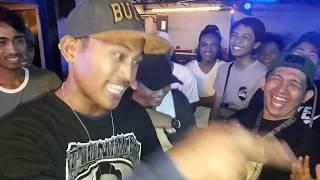 Laglagan Rap Battle League - Dhags Vs A.K ( BEERANDA BAR MUSIC ALABANG )