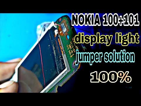 Nokia 100+101 Display LCD Light Solution 100% Display Jumper | All Mobile Repair ||