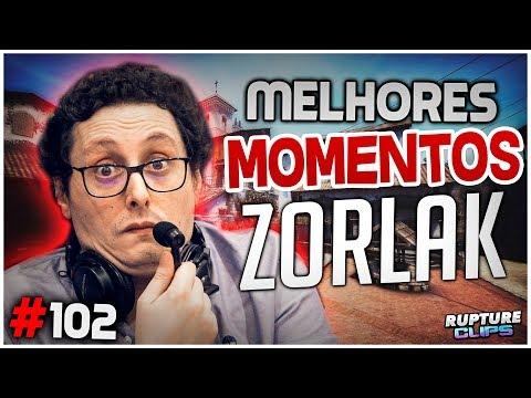 """#102 ZORLAK: """"TWITCH MELHORES MOMENTOS"""""""