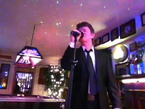 David Bowie china girl karaoke cover