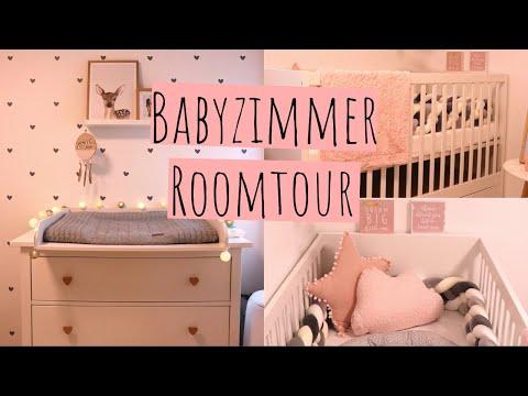 BABYZIMMER ROOMTOUR 2020👼🏻💖| Das Kinderzimmer Unserer Kleinen Prinzessin☺️💗