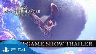 Monster Hunter: World | Tokyo Game Show Trailer | PS4