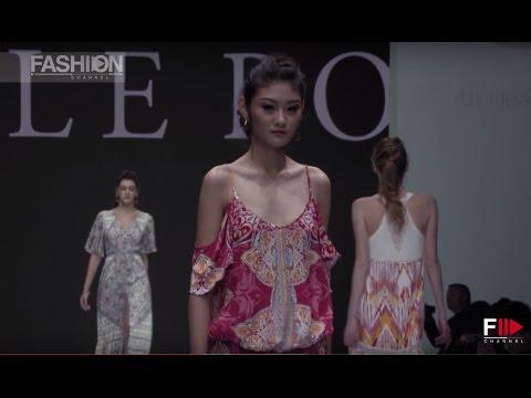 Hale Bob Mercedes Benz Fashion Week Ss 2017 China By Fashion Channel Youtube
