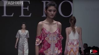 HALE BOB Mercedes Benz Fashion Week SS 2017 China by Fashion Channel