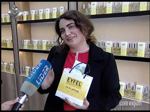 Eyfel Parfum.Lider Maqazin 24.11.2018