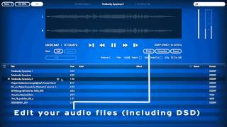 Korg AudioGate 3 - High Definition Audio Player Software