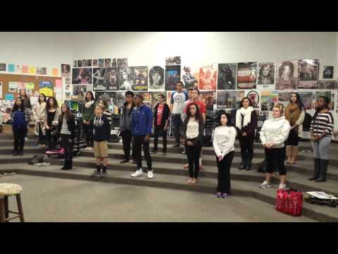 La Plata High School Chamber Choir - O, America!