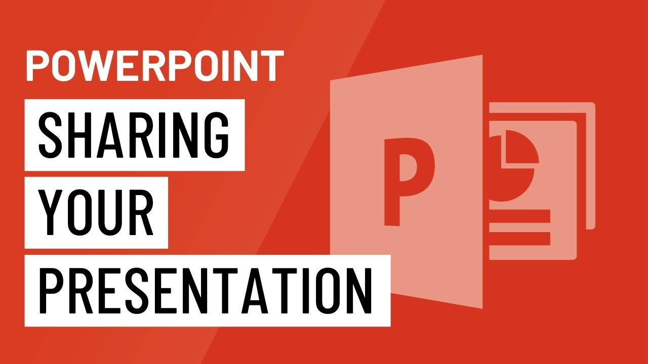 PowerPoint: Sharing Your Presentation Online