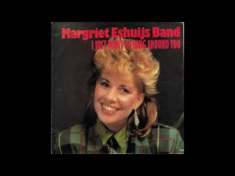 Margriet Eshuijs Band - I Just Want To Hang Around You (1985)