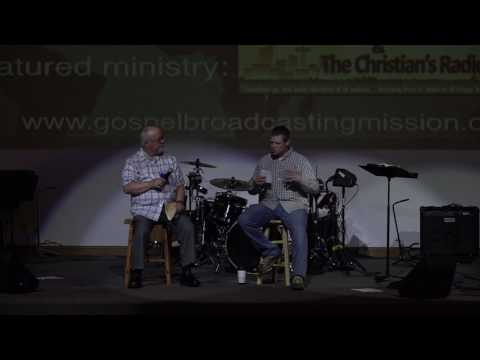 Missions Interview: Gospel Broadcasting Mission - Bill McClure
