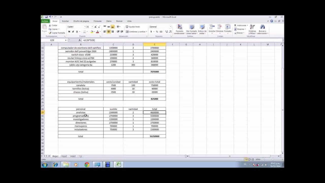 Como hacer un presupuesto youtube - Como construir un zapatero ...