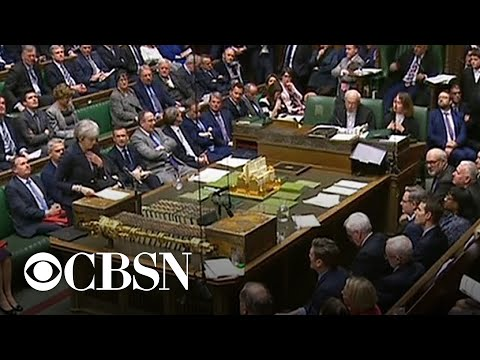 British lawmakers will vote Thursday about delaying Brexit – CBS World News