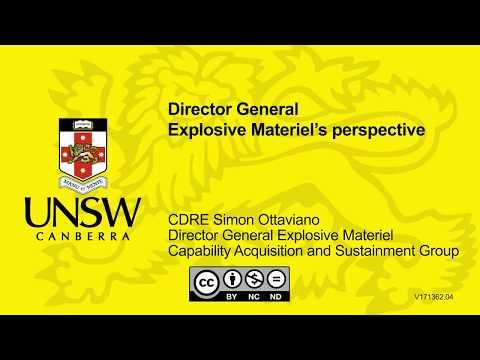 PARARI 2017 Australian Explosive Ordnance Safety Symposium - Simon Ottaviano