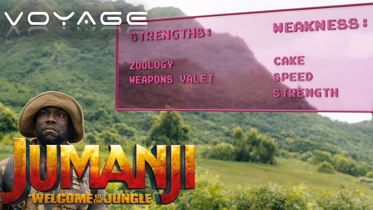 Download Strengths & Weaknesses | Jumanji: Welcome To The Jungle | Voyage