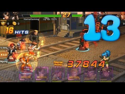 Hama Gaming - Quyền Vương 98 #13 (phần 1)   80k lực chiến, Vice tím +2