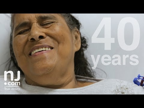 A woman on dialysis for 40 years