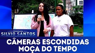Moça do Tempo | Câmeras Escondidas (10/02/19)