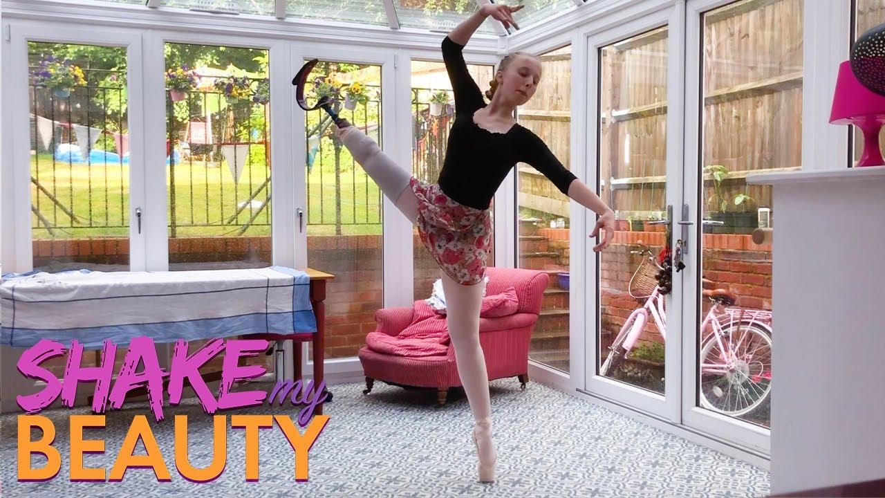 I Lost My Leg At 2 - Now I'm A Ballerina  | SHAKE MY BEAUTY