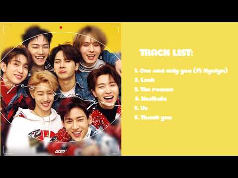 [FULL ALBUM] GOT7 - Eyes On You [8th Mini Album]